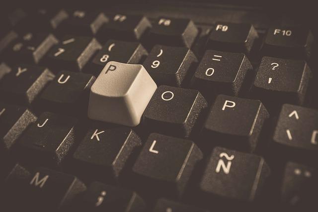 поломанная клавиатура