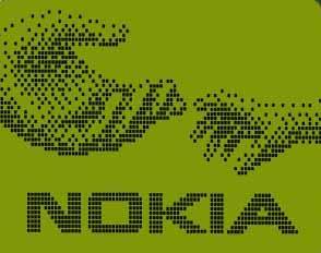 логотип нокия