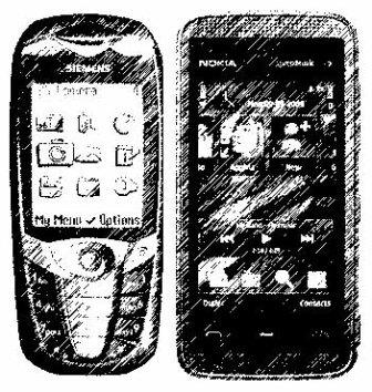 телефон и смартфон