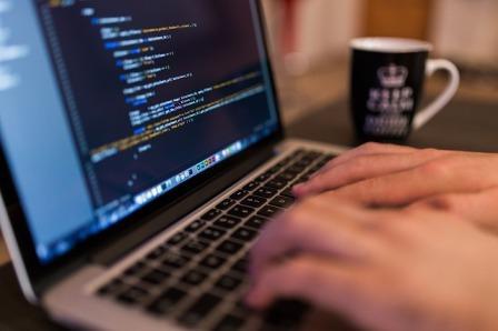 програмирование на ноутбуке