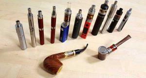 первая электронная сигарета